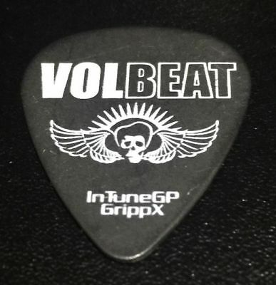 Volbeat Anders Kjoelholm (ULTRA RARE) REAL Guitar Pick