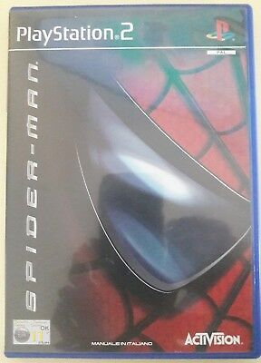 spiderman /ps2