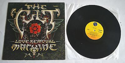 "The Cult Love Removal Machine 1987 US 12""Single"