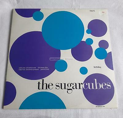 "The Sugar Cubes - Christmas  US 12"" Sealed"