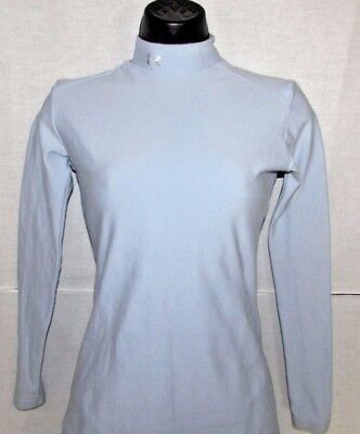 Womens UNDER ARMOUR Womens Size Medium Long Sleeve Compression Shirt Base Layer