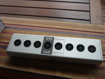 Nordost QRT Qbase 8 AC Power Distribution Unit (Mark 1)