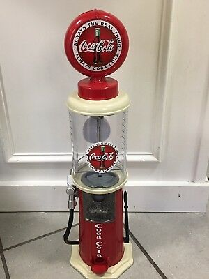 Big lot: Gas Pump Coca Cola Can Vending Machine Fountain Chest Vending Coin Bank
