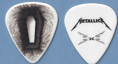 Metallica 2008 Tour Coffin Guitar Pick