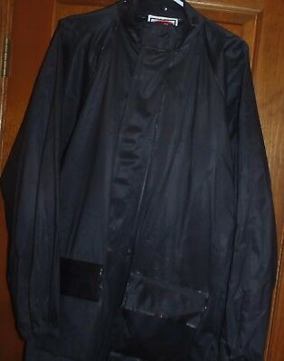 River Road 09-0093 Xl Motorcycle Rain And Riding Suit Snap On Hood