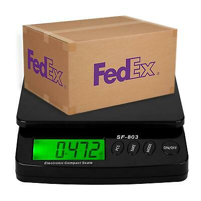 Heavy Duty 55lbs Digital Smart Postal Scale Shipping Electronic Scale 25KG/1g