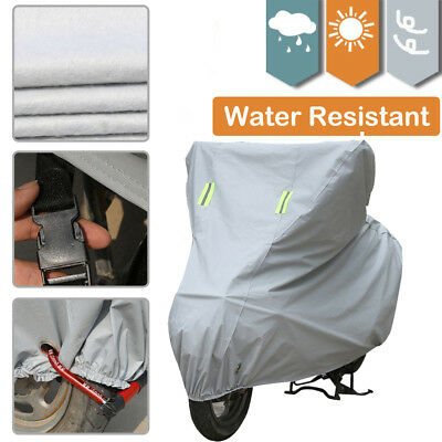 AU Waterproof Motorcycle Cover Breathable Vented Heavy Duty - ULTIMATE RAIN XXL