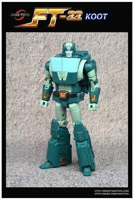 Transformers TOY FansToys FT-22 KOOT G1 Cup MP Action figure New instock