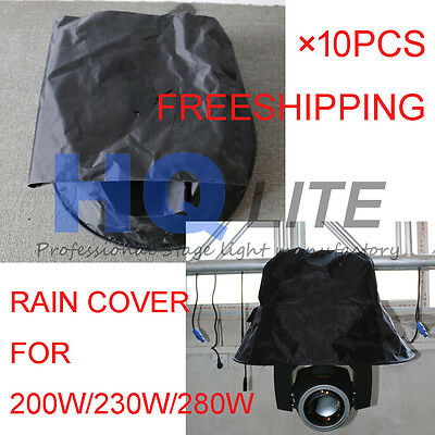 Rain Cover for sharpy Beam Moving Head Light Rain protector 200W/230W/280W LIGHT