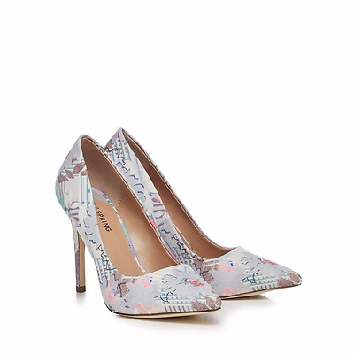 Call It Spring -Multi-coloured 'Gwydda' pointed shoes rrp £40 UK 5 EU 38 JS34 36
