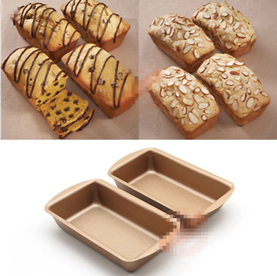 1PC Non Stick Toast Bread Cake Baking Loaf Pan Meatloaf Kitchen Bakeware 5''