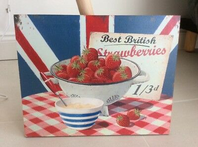 Vintage Strawberry picture