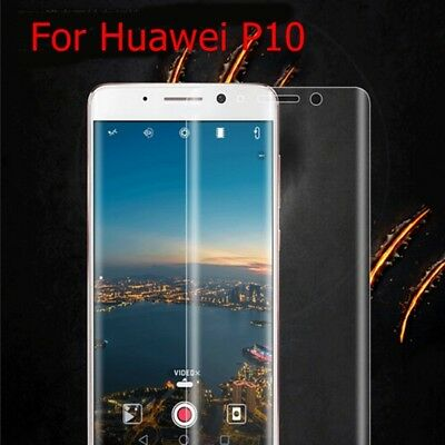 HD Full Cover Soft Luxury Front Screen Protector Front Film For Huawei P10 Lite