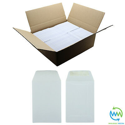 Small White Envelopes 98 x 67mm 80gsm For Dinner Money Wages Coin Beads & Seeds