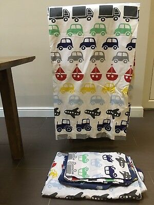 Next Toddler Bedding Set Including Curtains