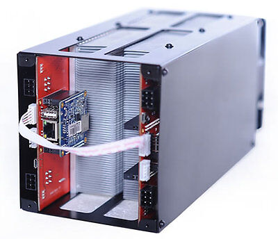 Baikal Miner Giant Plus 2000MHs 450W for DASH and other Altcoins