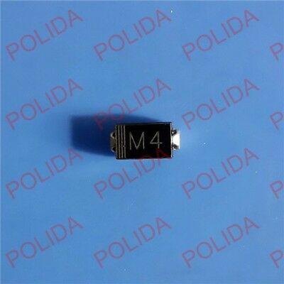 100PCS Rectifier DIODE TOSHIBA DO-214 ( SMD ) 1N4004 LL4004 M4