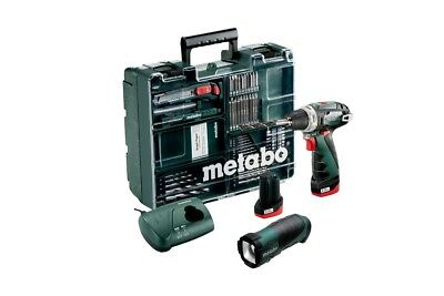 metabo akkuschrauber bs 18 mobile werkstatt 2 x 2 0ah akku schrauber eur 158 99 picclick at. Black Bedroom Furniture Sets. Home Design Ideas