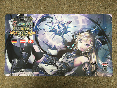 Force of Will Grand Prix 2017 Dark Alice Spielmatte Playmat