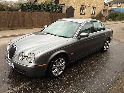 2006 Jaguar S-Type Twin Turbo Diesel NOW REDUCED BY £200 FOR QUICK SALE