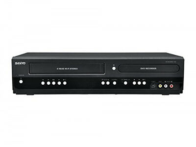 Convert VHS Tapes to DVDs VCR Player Recorder 2-Way Combo CD HDMI Instant 1080p