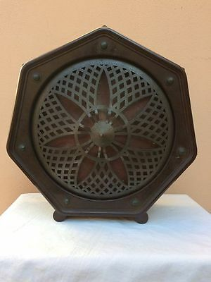Altoparlante Philips Anni 30 In Bachelite Speaker Bakelite