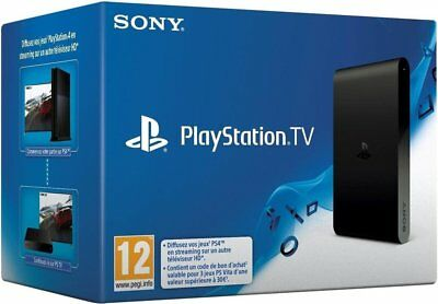 Sony Playstation TV + Voucher + Scheda 4GB Sony Psvita
