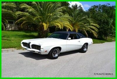 1970 Mercury Cougar  1970 Used Automatic