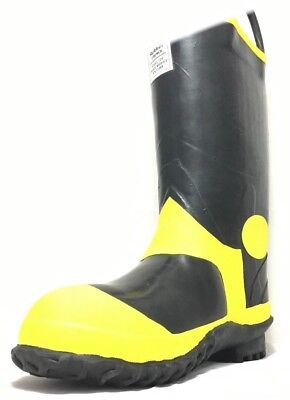 Firefighter Bunker Boots Men & Women Sizes 4-13