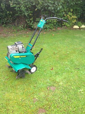 Rotavator For Gardens And Allotments