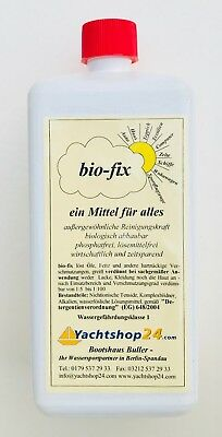 Bio-fix Universal Cleaner Concentrate 1 L - Perfect for Boat, Caravan, Household