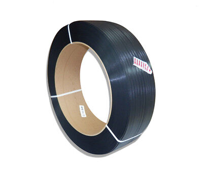 Plastic Strapping 48H.60.1136 Polypropylene Coil, 3600 ft, Pk 2