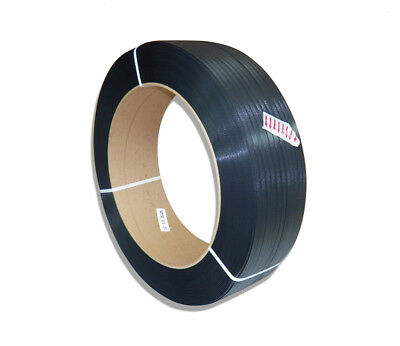 Plastic Strapping 58H.80.1127 Polypropylene Coil, 2700 ft, Pk 2