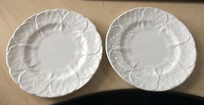 "2 Coalport/Wedgwood Countryware 6.25""/15.9cm Side Plates"