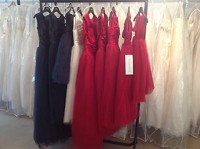 Nwt Romantica Posy Corset Bridesmaid Dresses. Various Sizes And Colours.