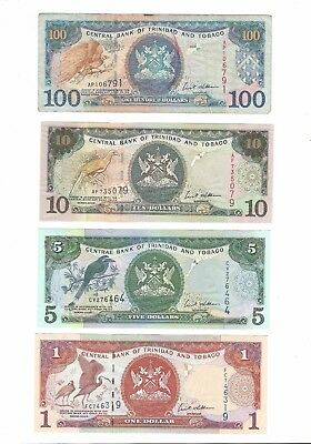 Trinidad and Tobago Banknotes
