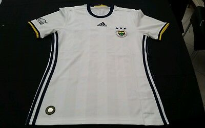 New Fenerbache Away Football Shirt Sm Adult Size Adidas Make From Fenerium Shop