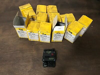 Bussmann Circuit Breaker 150 AMP Surface Mount Waterproof, CB185-150, NEW