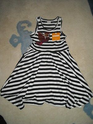 Monteau Girl Couture Sleeveless Dress Nordstrom Size Small Black And