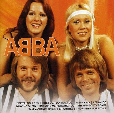 Icon - Abba (CD Used Like New)