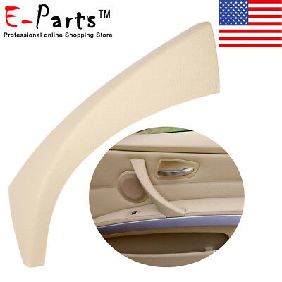 51419150340 Right Inner Door Panel Handle Outer Trim Cover for BMW E90 3-Series