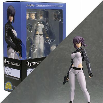 Ghost in the Shell Kusanagi Motoko Figma S.A.C. Ver. Max Factory Figure Anime