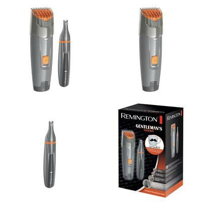 Remington MB4011 Gentleman's Tool Kit (Beard Trimmer, Nose and Ear Trimmer and M