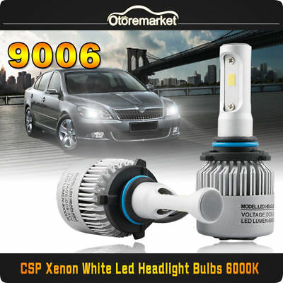 2x9006 HB4 LED Headlight Bulb+Canbus Low Beam For Jeep Grand Cherokee Error Free