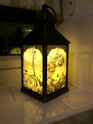 Nightmare Before Christmas Lantern LED