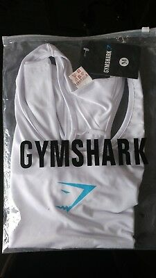 gymshark tops x2 new small