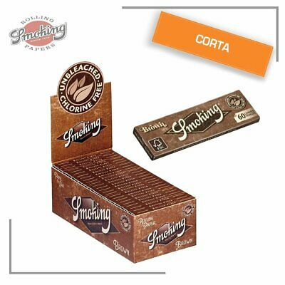 Smoking 3000 CARTINE brown corte box da 50 libretti