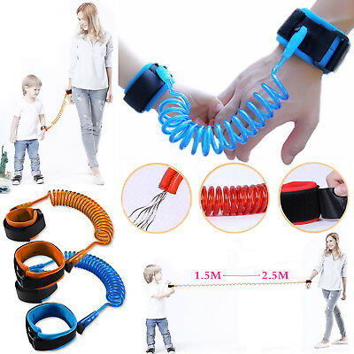 Anti Lost Wrist Leash Strap For Toddler Safety