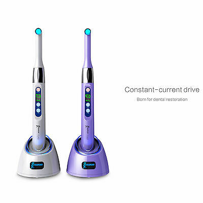 Woodpecker Original Dental Wireless i Led 1 Second Curing Light Lamp 2300 mw/cm2