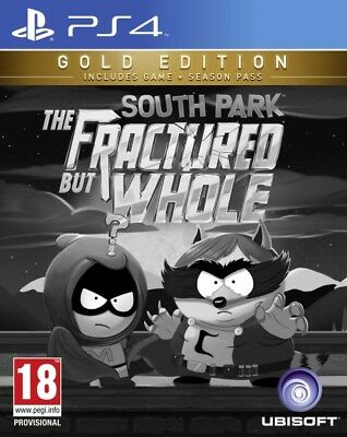 South Park: The Fractured But Whole Gold Edition (PS4) *NEU*